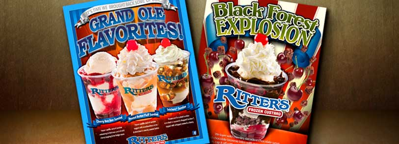 Ritter's LTO Promotions