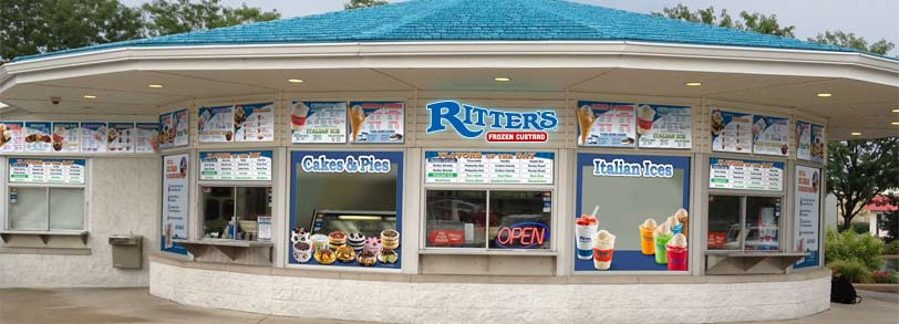 Ritters Store Exterior